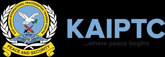 KAIPTC – Kofi Annan International Peacekeeping Training