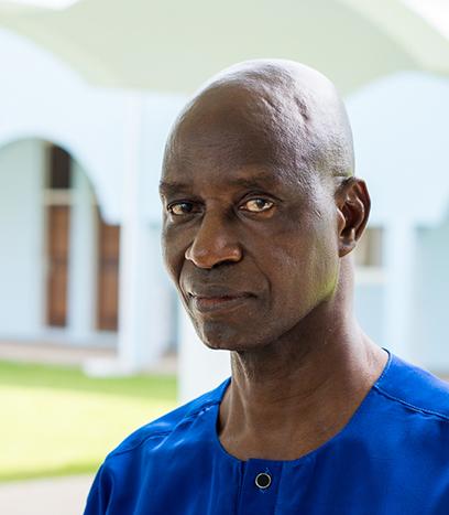Prof. Kwaku Osei- Hwedie profile