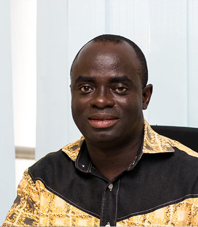Mr. John Pokoo profile