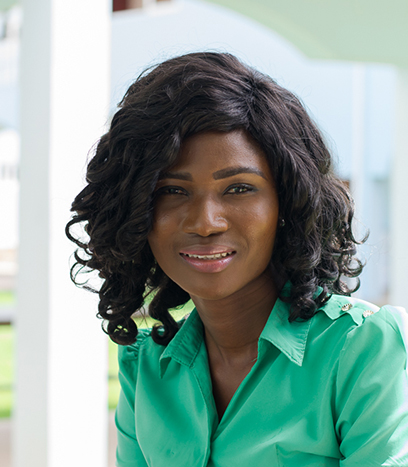 Course director Ms. Auguster Armah profile