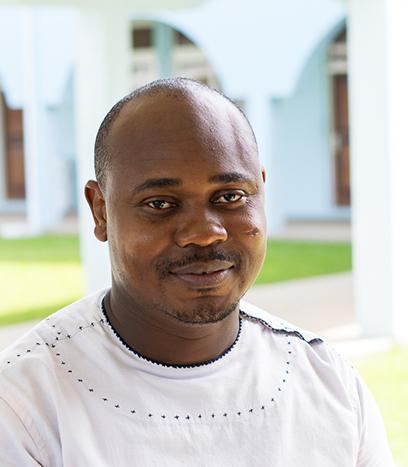Mr. Ernest Ansah Lartey profile