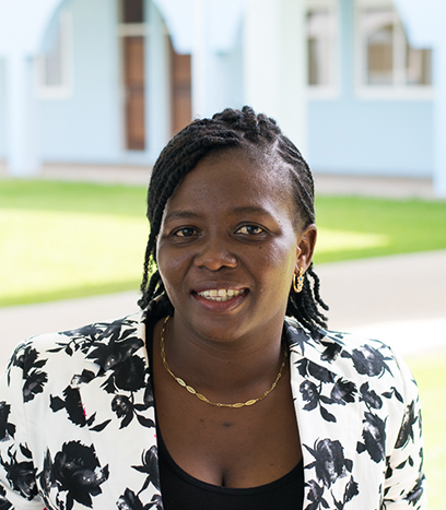 Course Director Lydia Hagan profile
