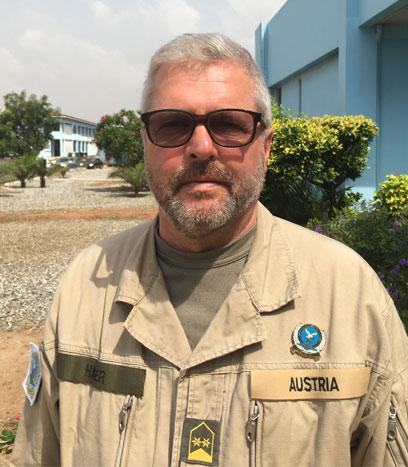Lt. Col. Joseph Hager