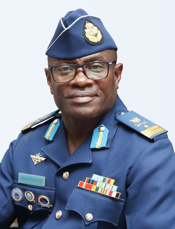 Deputy Commandant of KAITPC 2020