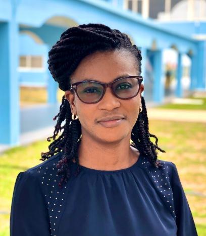 Caroline Owusu Agyekum Head HR profile