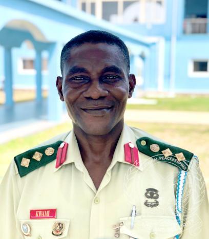20210506 website Col. Michael Kwami (profile)