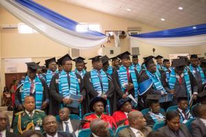 2016 KAIPTC Graduation